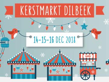 Kerstmarkt Dilbeek 2018