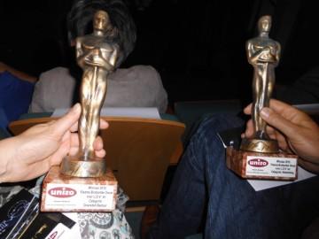 DUO ontvangt twee awards op Bedank-event Unizo