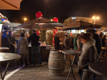 Kerstmarkt Dilbeek 2017